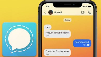 Signal update brings some fun new features to brighten up your chats