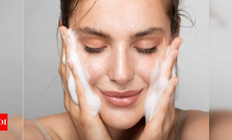 Skincare routine: Less is more - Times of India