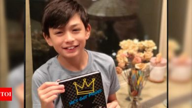 Small Wonder: How a 11-year-old Oliver is taking the chess world by storm   Chess News - Times of India