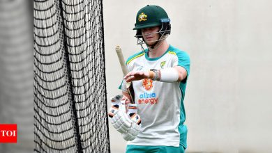 Smith will be lot tougher to bowl to once he reaches 20s and 30s: McGrath | Cricket News - Times of India