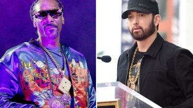 Snoop Dogg Takes An Indirect Dig At Eminem
