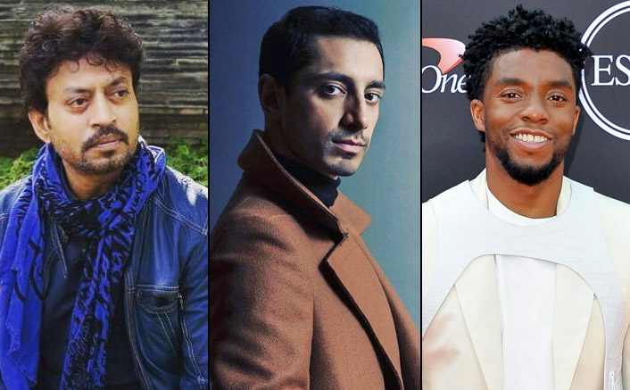 Sound Of Metal Fame Riz Ahmed Makes Us Miss Irrfan & Chadwick Boseman With His Acceptance Speech