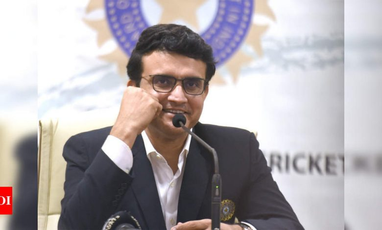 Sourav Ganguly's report of routine blood tests 'satisfactory': Hospital | Cricket News - Times of India