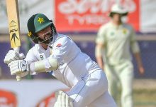 South Africa openers reach lunch unscathed after Pakistan's tail gives hosts 158-run lead