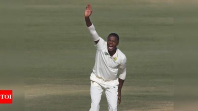 South Africa's Kagiso Rabada satisfied at 200 Test wickets milestone | Cricket News - Times of India