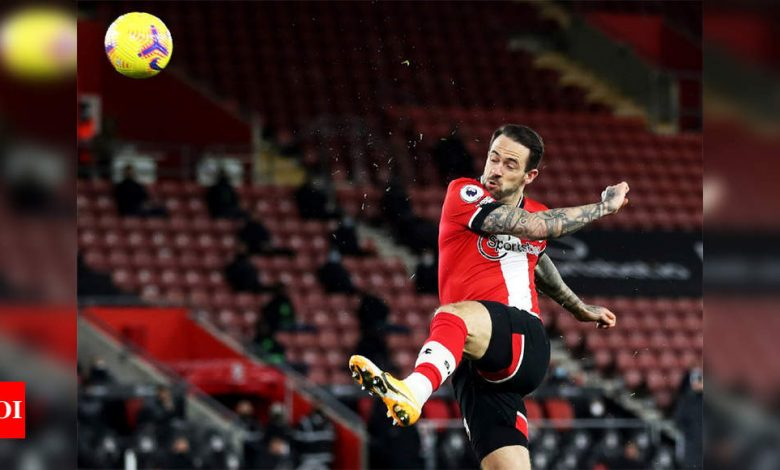 Southampton striker Danny Ings tests positive for COVID-19   Football News - Times of India