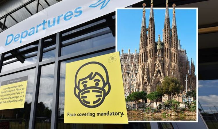 Spain holidays: Spain extends ban on UK flights until February in travel blow