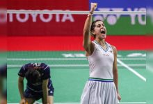 Spain's Carolina Marin breezes into Thailand Open final | Badminton News - Times of India