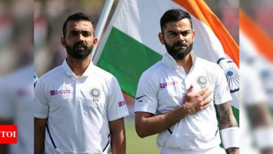 Sportspersons extend Republic Day wishes to fans and loved ones | Off the field News - Times of India