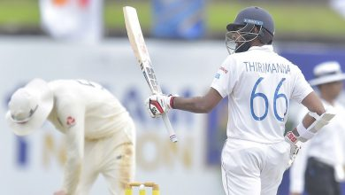 Sri Lanka will hope Lahiru Thirimanne can live up to early expectations, right now