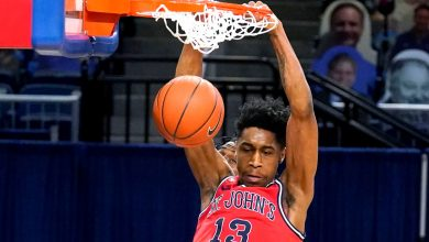 St. John's storms past DePaul for third consecutive victory