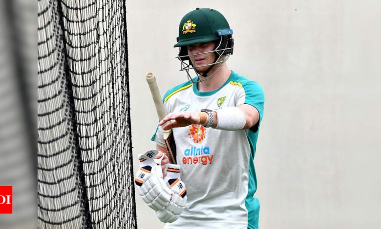 Steve Smith is a caged lion ready to burst out: Tom Moody | Cricket News - Times of India