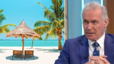 'Summer holidays - you're barking up the wrong tree': Dr Hilary quashes 2021 holiday hopes