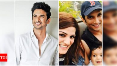 Sushant Singh Rajput's sister Shweta Singh Kriti suggests ideas to fans for celebrating the late actor's 35th birth anniversary - Times of India