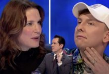 Susie Dent: Countdown star admits trying to persuade Joe Lycett to 'get his willy out'