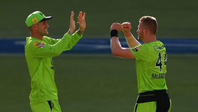 Sydney BBL matches moved to Canberra due to border restrictions