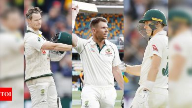Sydney test: Hungry Steve Smith, Marnus Labuschagne and David Warner at the door | Cricket News - Times of India