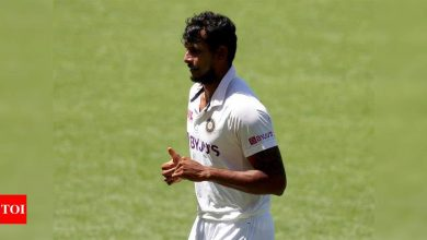 T Natarajan has a lot to do in Tests: Irfan Pathan | Cricket News - Times of India