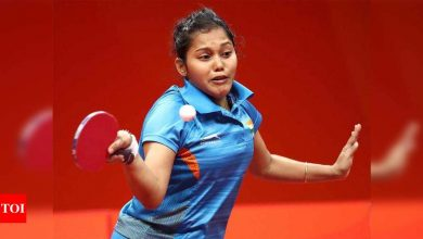 TT player Mouma Das, six other sportspersons awarded Padma Shri   More sports News - Times of India