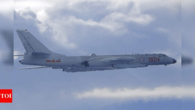 Taiwan: Chinese jets made record 380 incursions in 2020 - Times of India