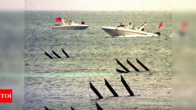 Taiwan says Chinese fighters, US aircraft both entered defence zone - Times of India
