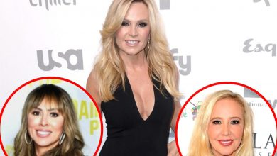 """Tamra Judge Claims Talk About Potential Return Is """"Messing With Her Head,"""" Reveals When Dynamic Of RHOC Changed And Shades Kelly And Shannon For Their Drinking & Phone Habits, Plus She Reveals The One Alum She Will Never Speak To Again"""