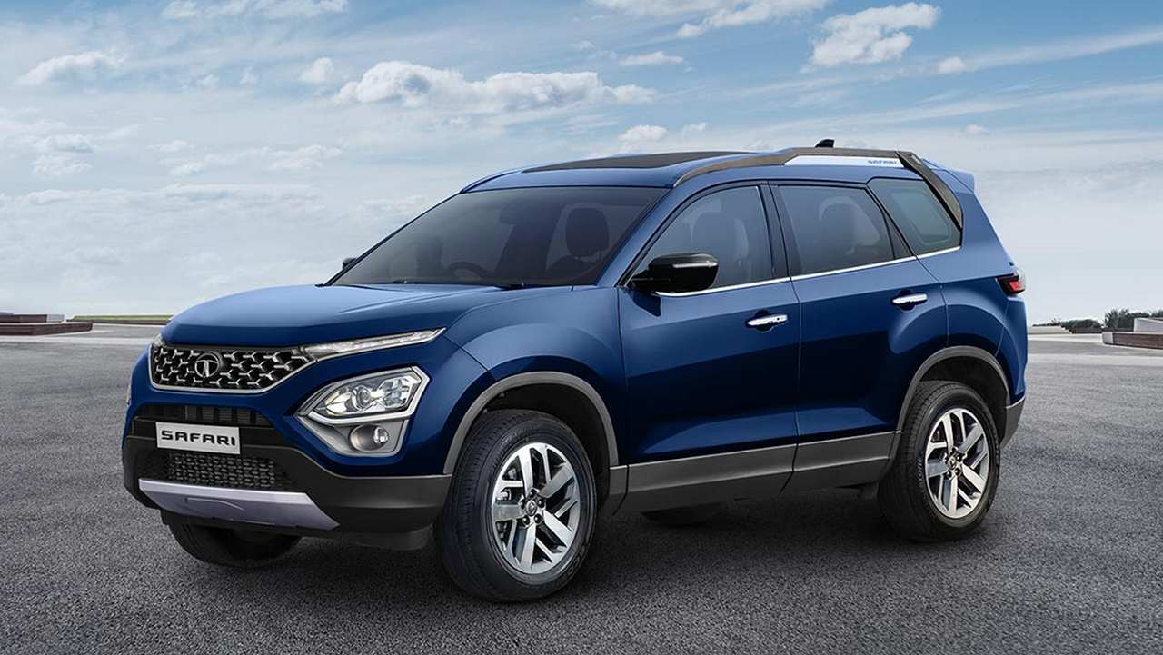 Tata Motors to launch Safari 2021 in India today: All you need to know