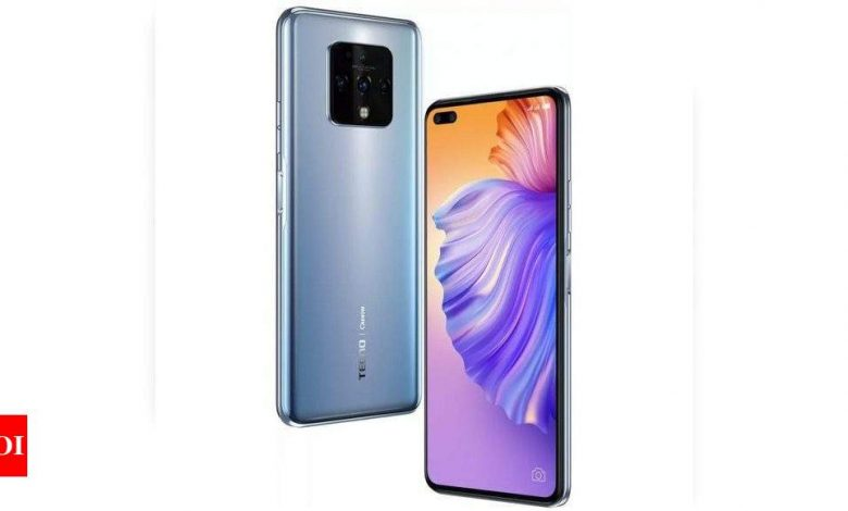 Tecno Camon 16 Premier smartphone with 48MP selfie camera launched at Rs 16,999 - Times of India