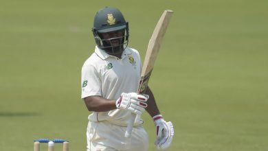 Temba Bavuma has 'unfinished business' after walking in first Test