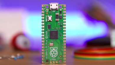 The Raspberry Pi Pico is a tiny $4 microcontroller running off the company's very own chip