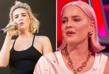 The Voice's Anne-Marie opens up on seeking therapy after 'massive problem' with self-doubt