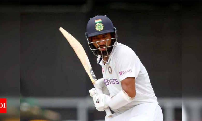 There are times when balls faced matter a lot more than runs scored: Cheteshwar Pujara | Cricket News - Times of India