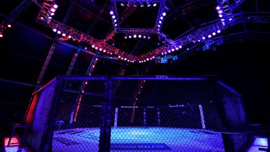 There will be something different about Fight Island for UFC on ABC