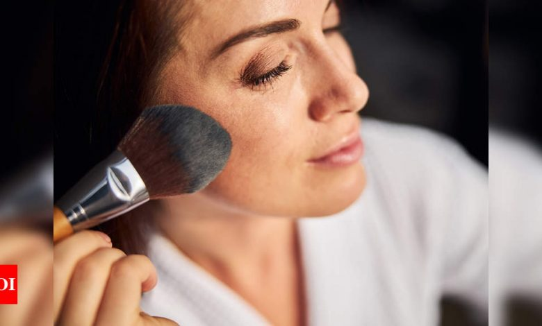 Things to remember while using blush - Times of India
