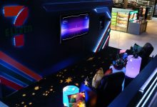 This 7-Eleven store got a gaming makeover, and I want to spend the night