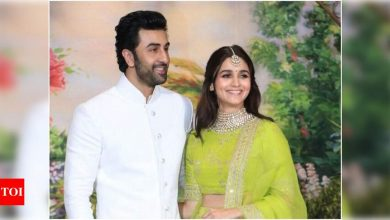 Throwback: Ranbir Kapoor has got THIS song stuck in his head from ladylove Alia Bhatt's film - Times of India