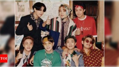 Throwback Thursday: When BTS talked about the phenomenal success of their Grammy nominated track 'Dynamite' - Times of India