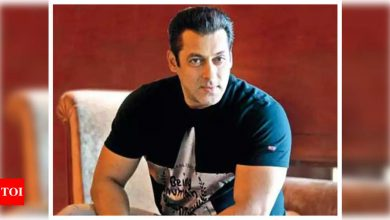 Throwback Tuesday: When Salman Khan revealed the time he will actually think of marrying someone - Times of India
