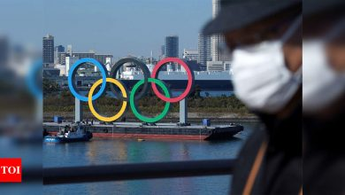 To cancel or not?: IOC, Japan press ahead with Tokyo Games | Tokyo Olympics News - Times of India