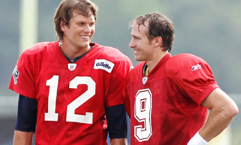 Tom Brady-Drew Brees showdown is a game for the ages