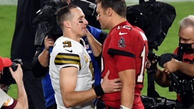 Tom Brady and Drew Brees will finally meet in NFL playoffs: 'It was inevitable'