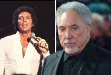Tom Jones told he wouldn't make it because of curly hair: 'Sorry, but that's the way I am'