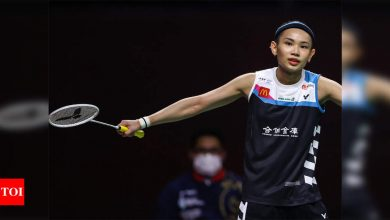 Top seed Tai Tzu-ying claims BWF World Tour Final title | Badminton News - Times of India