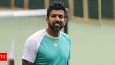 Trapped in Australian Open 'hard quarantine', Bopanna waiting for 'freedom day' | Tennis News - Times of India