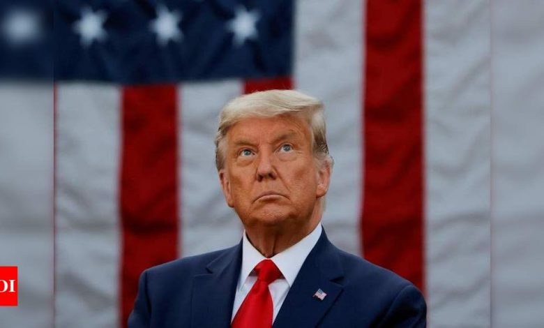 Trump considering lawyer who spoke at rally for impeachment defence: Sources - Times of India