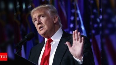 Trump opens Florida office to push his former administration's agenda - Times of India