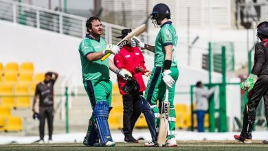UAE-Ireland ODI series held up again despite no further Covid positives