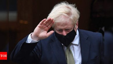 UK's Johnson on Covid-19: Things will be very different by the spring - Times of India