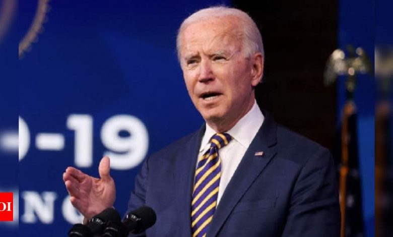 US cities, left behind in Covid-19 aid, look for lifeline in Biden era - Times of India