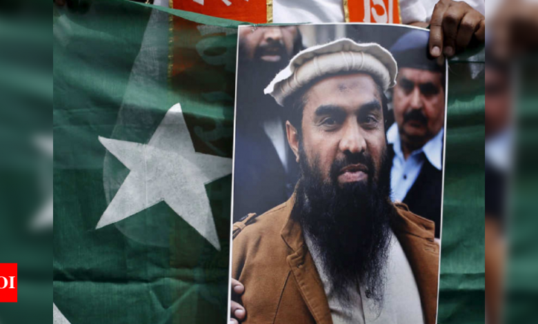 US welcomes arrest of 26/11 attack mastermind and LeT commander Lakhvi - Times of India